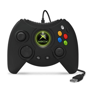 Hyperkin M01668-GN Xbox One/PC Wired Duke Controller - Green