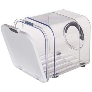Progressive Expandable Bread ProKeeper Adjustable Air Vented Bread Storage