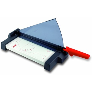 HSM Cutline G-Series G3210 Guillotine Paper Cutter, Cuts Up to 10 Sheets