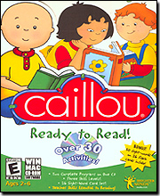 Caillou Ready To Read