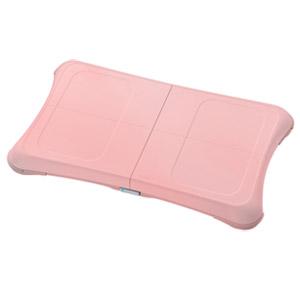 Wii Fit Balance Board Silicone Sleeve (Pink)