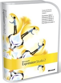 Microsoft Expression Studio 2 for Windows (Upgrade)