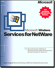 Microsoft Windows Services for NetWare 5.0 (519-00143)