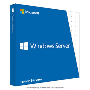HP Microsoft Windows Server 2016 Standard Additional License 4 Core (No Returns)